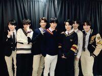 BTS Twitter April 25, 2018