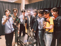 BTS and John Legend Twitter May 20, 2018