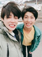 Jimin and RM Twitter Apr 9, 2018 (2)