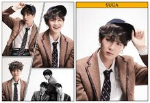 Suga Map of the Soul 7 Version 4