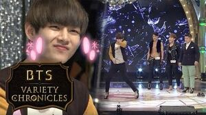 V's High Heel Dance! BTS Variety Chronicles