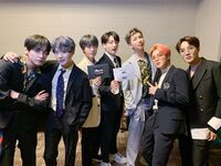 BTS Official Twitter May 2, 2019 2