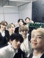 BTS Twitter Nov 30, 2019