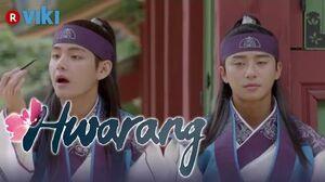 Hwarang - EP 18 Park Seo Joon & BTS V (Kim Taehyung)'s Bromance Eng Sub