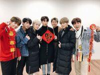 BTS 180216 Weibo