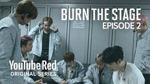 Ep2 You already have the answer BTS Burn the Stage