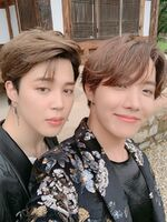 Jimin and J-Hope Twitter August 17, 2019 (1)