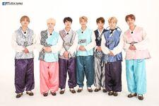 BTS Happy Chuseok 2017
