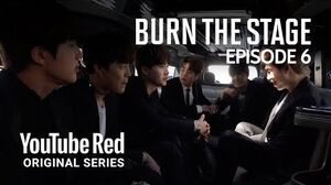 Ep6 Moonchild BTS Burn the Stage