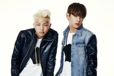 Rap Monster V Dark & Wild