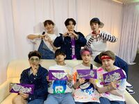 BTS Official Twitter June 23, 2019 1