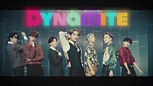 BTS (방탄소년단) 'Dynamite' ('70s remix) MV