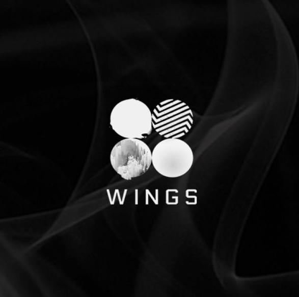image wings black logo png bts wiki fandom powered by wikia