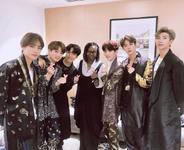 BTS Twitter Oct 11, 2018