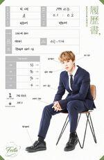 BTS Festa 2017 Jimin Profile (1)