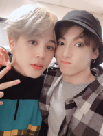 Jungkook- Happy Birthday Jimin 2018