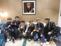 BTS Official Twitter Oct 12, 2018