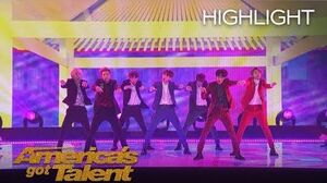"Global Sensation BTS Performs ""Idol"" on AGT - America's Got Talent 2018"
