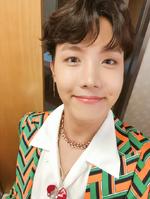 J-Hope Twitter Aug 30, 2018