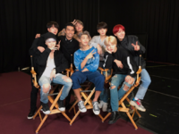 BTS and Denny Directo Twitter November 16, 2017
