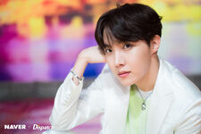 J-Hope Boy With Luv Shoot (2)