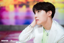 J-Hope Boy With Luv Shoot (3)