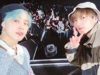 Jimin and Jungkook Oct 22, 2018