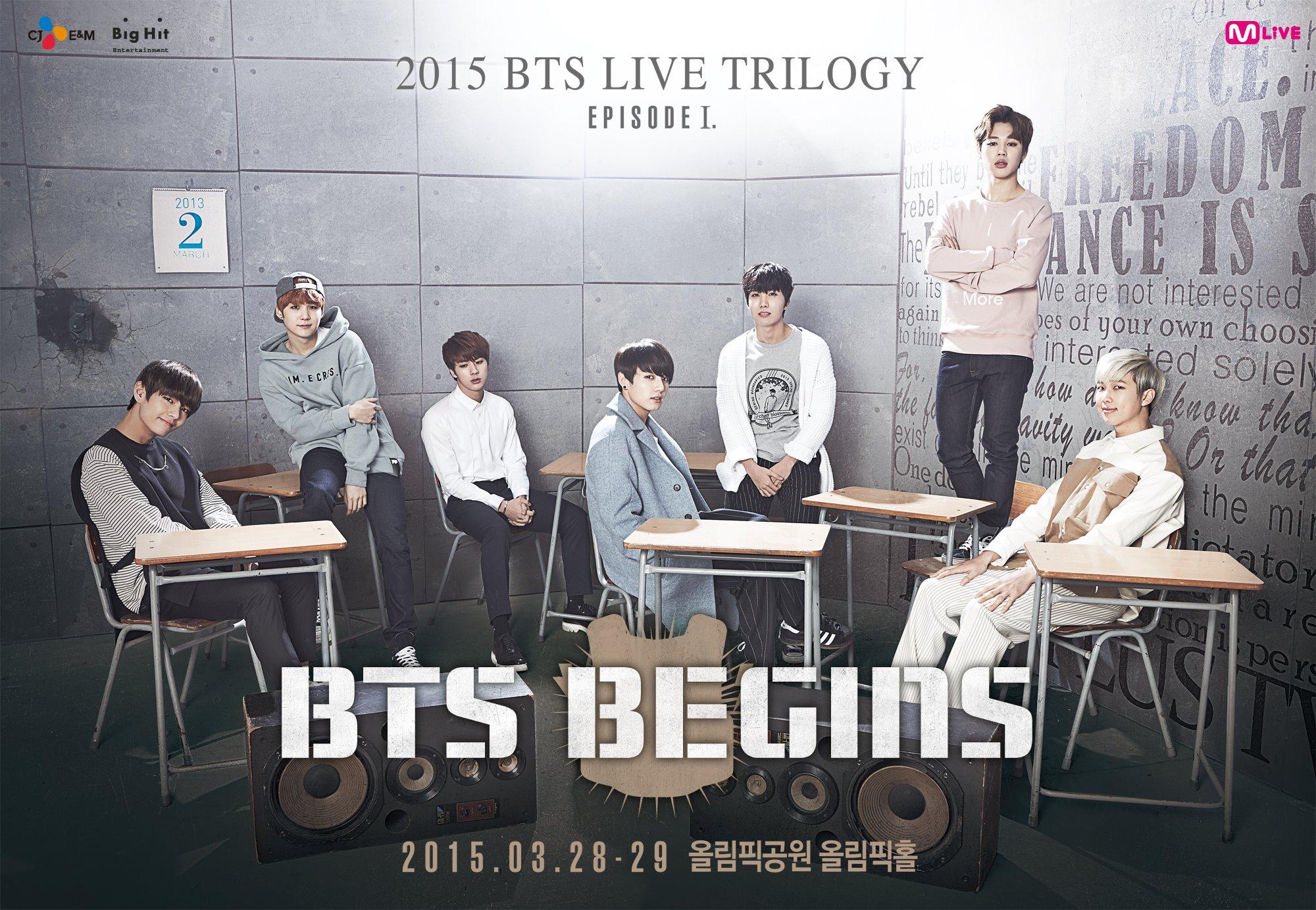 BTS Live Trilogy Episode I: BTS Begins | BTS Wiki | FANDOM powered