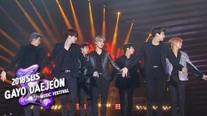 BTS - Dopeㅣ방탄소년단 - 쩔어 2018 SBS Gayo Daejeon Music Festival