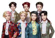 BTS Mattel Doll