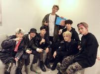 BTS Official Twitter Nov 27, 2017