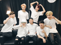 BTS Official Twitter October 15, 2017