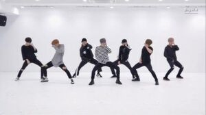 CHOREOGRAPHY BTS (방탄소년단) '피 땀 눈물 (Blood Sweat & Tears)' Dance Practice