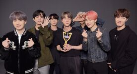 BTS Offical Twitter April 24, 2019 2