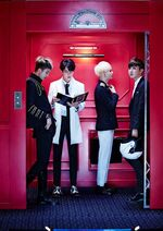 Rap Monster Jin Suga J-Hope Dope