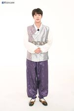 Jin Happy Chuseok 2017