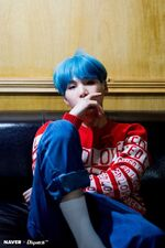 Suga Love Yourself Her Shoot (10)