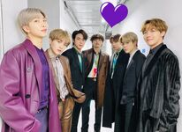 BTS Official Twitter Dec 25, 2019 1