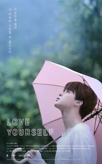 Jimin Love Yourself Teaser Poster