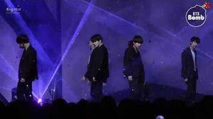 BANGTAN BOMB 'Best Of Me' Special Stage (BTS focus) @BTS COMEBACK SHOW - BTS (방탄소년단)