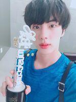 Jin Twitter June 2, 2018 (3)