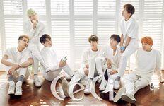 BTS CLEAN Perfume