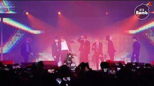 BANGTAN BOMB 'MIC Drop' Stage CAM (BTS focus) @2019 Lotte Family Concert - BTS (방탄소년단)