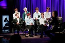 BTS Grammy Museum Twitter Oct 23, 2018