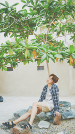 J-Hope Summer Package 2016 Wallpaper