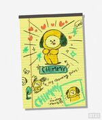 BT21 Chimmy October 25, 2017