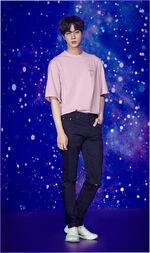 Jin X FILA Voyager (1)