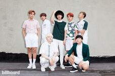 BTS Billboard July 2016