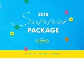 BTS Summer Package 2018