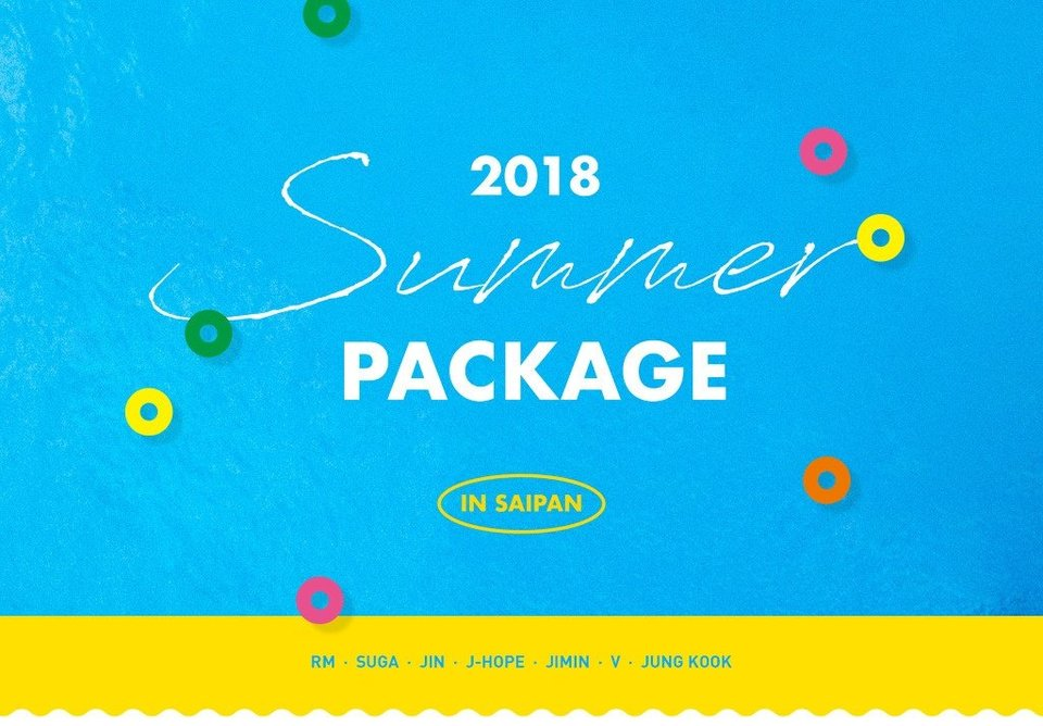 Summer Package | BTS Wiki | FANDOM powered by Wikia